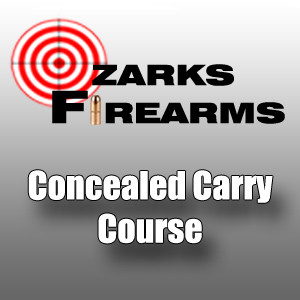 concealed carry branson MO